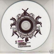 (J372) The Tivoli, National Service - DJ CD