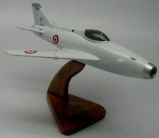 Aerfer Ariete Italian AF Airplane Desktop Kiln Dry Wood Model Regular  New