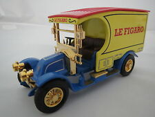 "Matchbox Power of the Press - 1910 Renault AG ""Le Figaro"" - 1:43"