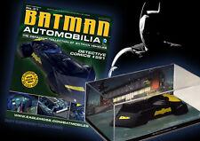 COLECCION COCHES DE METAL BATMAN ESCALA 1:43 BATMAN Nº 31 DET. COMICS 591 ABIERT