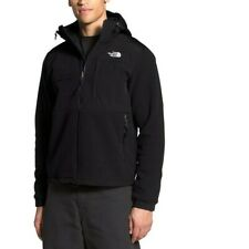 NWT The North Face Denali Hooded Jacket Black XXL