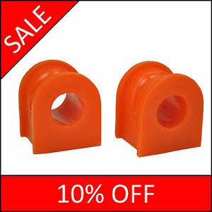 Renault Trafic Traffic Front Anti Roll Bar Bushes in Poly Polyurethane - SALE