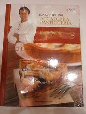 Academy of Cakes-Luca montersino-Picnics Golose-DVD N 14-Original