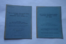 GERMAN PLASTIC FOR AIRCRAFT & GRAZ PAUKER ENGINES: WW2 Report / Military / 1945