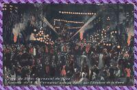 Carnaval de Nice - Fête de Nuit, Avenue de la Gare