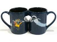INSTOCK Disney Parks Exclusive WallE and Eve Mug Coffee Cup Set of 2