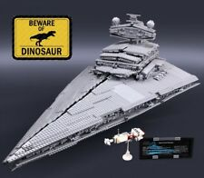 New Sealed Ultimate Imperial Star Destroyer fits Star Wars Lego 10030 +20 troops