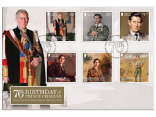 The 70th Birthday of Prince Charles First Day Cover (WL91)