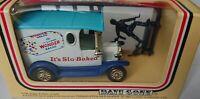 LLedo Days Models of Days Gone Wonder Bread Its Slo-Baked Diecast Van 1983