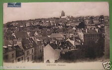 CARTE POSTALE DÉPARTEMENT 95 - PONTOISE PANORAMA 1908 - VAL-D'OISE - CPA
