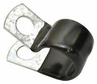 Zoro Select Cov0509z1 Clamp,Od 1/4 In,1/2 In W,Vinyl,Pk50