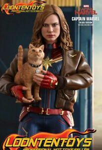 Hot Toys 1/6 MMS522 - Captain Marvel - Captain Marvel (Deluxe Version) IN STOCK