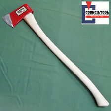 2.25lb Junior Dayton Pattern Axe Red. Made in the USA by Council Tools Bushcraft