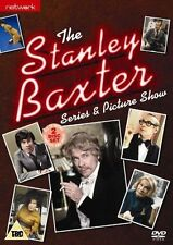 THE STANLEY BAXTER SERIES AND PICTURE SHOW. 2 discs. New sealed DVD.