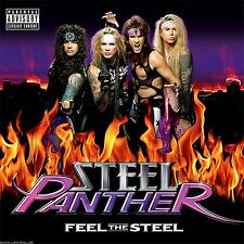 STEEL PANTHER - Feel The Steel - CD