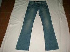 Women Rock & Republic Studded,   Boot Cut Jeans Size 2M NWT