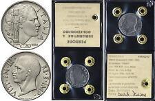 00943] REGNO D'ITALIA  VITTORIO EMANUELE III - 20 CENTESIMI 1939 XVIII magnetica