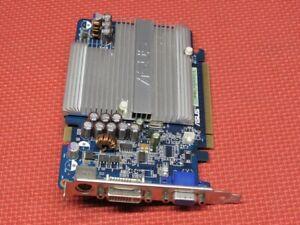 ASUS NVidia GeForce 7600S Silent 256MB GDDR2 PCIe x16 Video Card DVI/VGA/S-Video