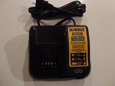 DEWALT DCB107 20V 20 Volt Lithium Ion Charger Replaces DCB101 & DCB100