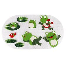 Original Bath tub and Shower Mat for Kids Anti Bacterial,Phthalate Free,Lat C4T2