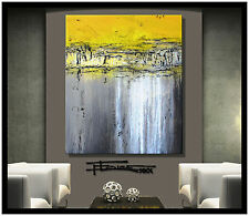 ABSTRACT MODERN PAINTING CANVAS WALL ART Direct from Artist LARGE ELOISExxx
