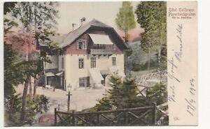 Payerbach,Payerbachgraben,Hotel Hellbronn,1904 gelaufen