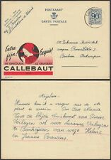 Belgium - Postal stationary. Publibel 1027. Chocolat/Cacao (8G-34848) Mv-5067