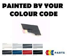 VW SCIROCCO 08-14 FRONT BUMPER TOW HOOK COVER CAP PAINTED BY YOUR COLOUR CODE