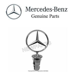 For Mercedes Benz 280E 300D 280CE 300CD 300TD 300SD 380SEL Genuine Hood Star