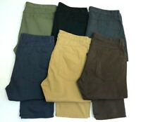 Mens Next Regular Slim Straight Leg Chinos RRP £25 (Cut Label) NX2