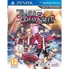 The Legend of Heroes Trails of Cold Steel PlayStation PS Vita Game