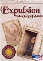 Expulsion The Story Of Acadia ( DVD, 2004 )