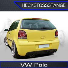 VW Polo (9N+9N3) dperformance ABS Heckstoßstange Heckschürze Stoßstange