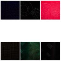 Premium Quality Vintage Designer Silk Velvet Fabric Pattern Clothing Upholstery