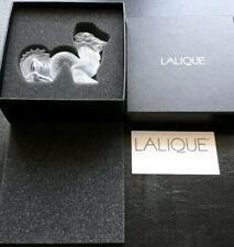 Lalique Dragon Figure Clear, Motif Dragon Incolore 1213200. BNIB Great Gift Idea