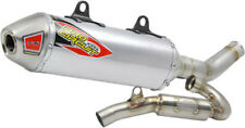 PRO CIRCUIT T-6 STAINLESS EXHAUST SYSTEM (0151545G) Full Stainless System