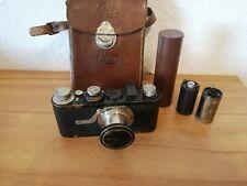Leica Ia MIT Elmar 3.5/50mm no 8437