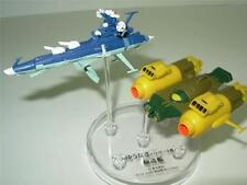 Star Blazers Yamato Mechanical Collection P.3 PATROL CRUISER & TRANSPORT SHIP