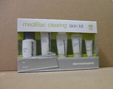 Dermalogica mediBac Clearing Skin 5 Pcs Kit *closeout ask for date info first*