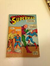 AVR24 ---- SAGEDITION   SUPERMAN  Poche    N° 6