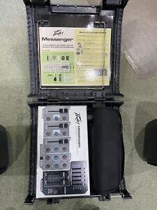 Peavey Messenger M100 Portable PA System