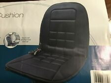 Wagan Tech 9738 12-Volt Heated Seat Cushion New open box