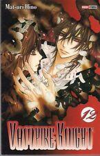 VAMPIRE KNIGHT VOLUME 12 EN FRANÇAIS EDITION PANINI MANGA