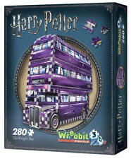 3D Puzzle - Harry Potter - Der fahrende Ritter, Knight Bus, 280 Teile, Rowling