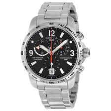 Certina DS Podium GMT Black Dial Men's Watch C0016391105700