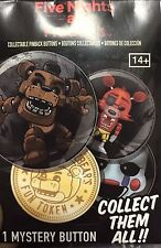 Five Nights At Freddy's Button