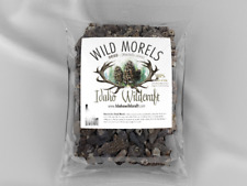 WILD Morel Mushrooms, Whole (Dried) - 2 oz.