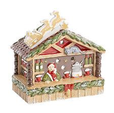 Villeroy & Boch Nostalgic Christmas Market Glühweinstand Lichthaus  Nr. 5842