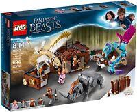 LEGO Harry Potter 75952 - La Valigia Delle Creature Magiche Di Newt NUOVO
