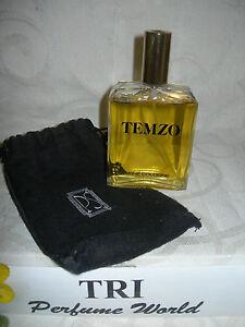 TEMZO Perfume by Paul Sebastian Fine Cologne Men Spray 4 oz. DISCONTINUED & RARE